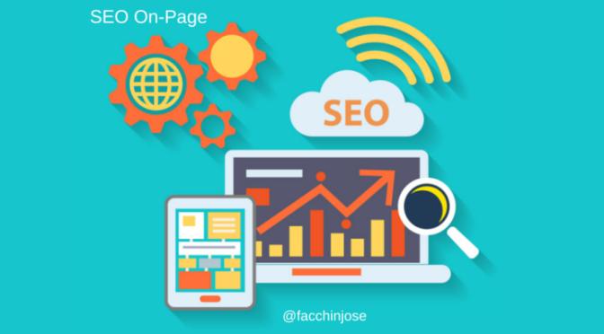 """SEO On-Page """"Guía básica de optimización para nuevos bloggers"""""""