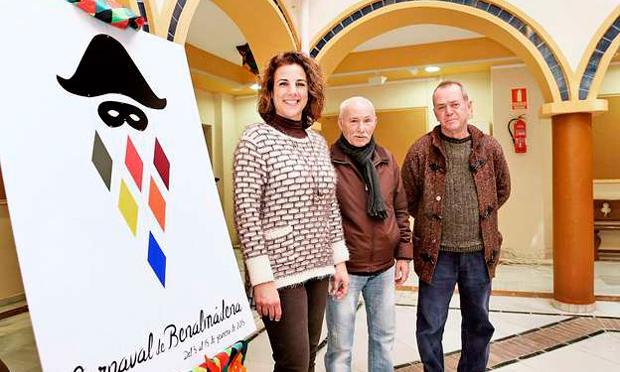 Retiran el cartel del Carnaval de Benalmádena por plagio