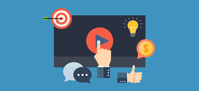 Beneficios video Marketing dibujo