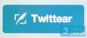 icono escribir en twitter