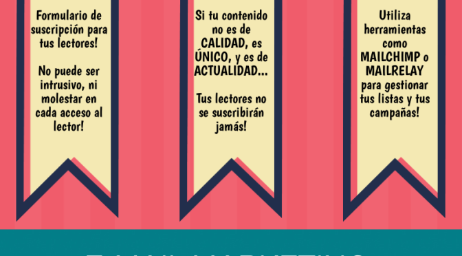 EMAIL MARKETING: ¿PARA QUÉ SIRVE? #INFOGRAFIA #INFOGRAPHIC #MARKETING