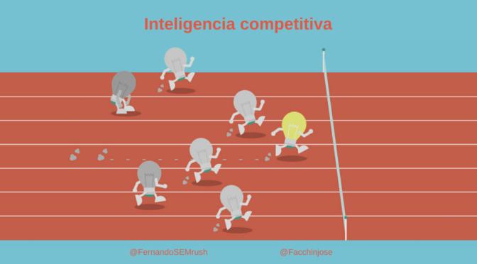 Inteligencia competitiva ¿Cómo hacer un análisis de la competencia online?